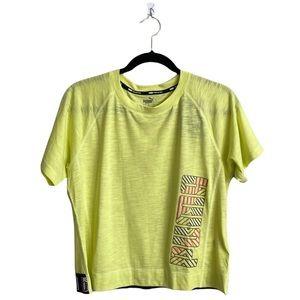 🆕 Puma Logo Elastic Short Sleeve Tee